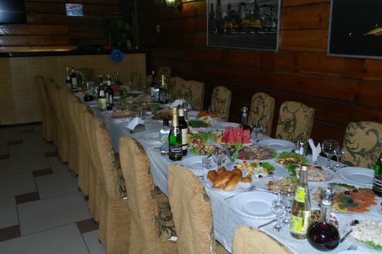 Restaurant Okhotnik