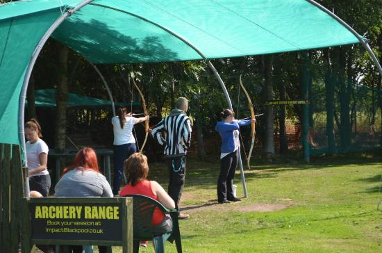 Impact Blackpool - Family Fun In Blackpool