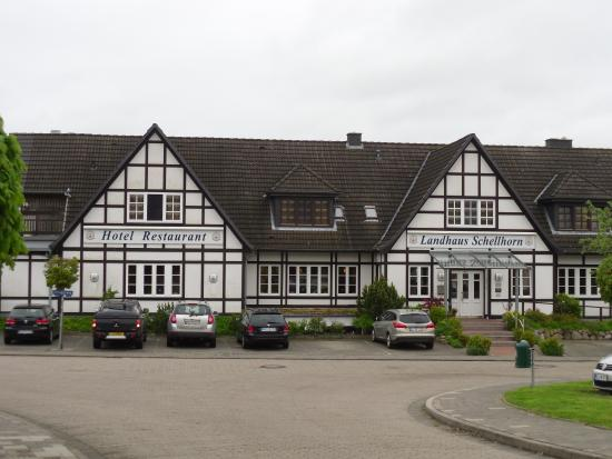 Schellhorn, Germany: A Great Hotel in Preetz