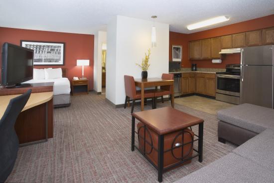 Residence Inn Boulder Louisville: Studio with Kitchenette