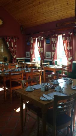 Quay House B & B: Breakfast Room