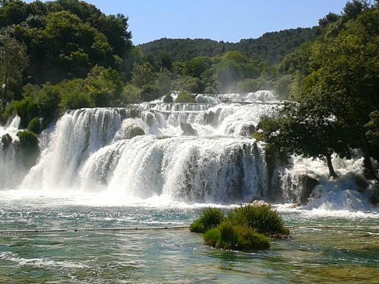Sibenik-Knin County, Κροατία: Krka