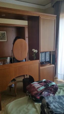 Villa Belvedere - Florence: camera (zona letto)