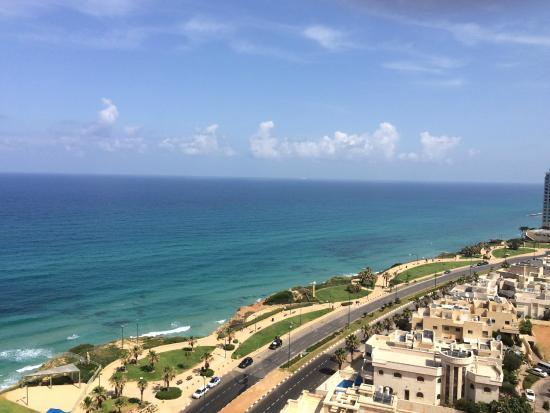 Netanya, Israel: Praia