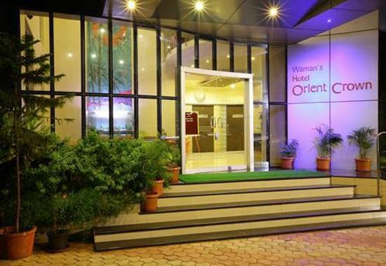 Hotel Orient Crown   U041a U043e U043b U0445 U0430 U043f U0443 U0440