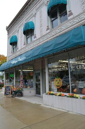 Logansport, IN: The Village Peddler Store Front