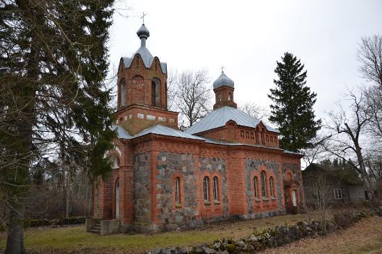 Kergu Oigeusu Kirik