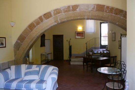 Hotel Scilla: Ingresso all'hotel