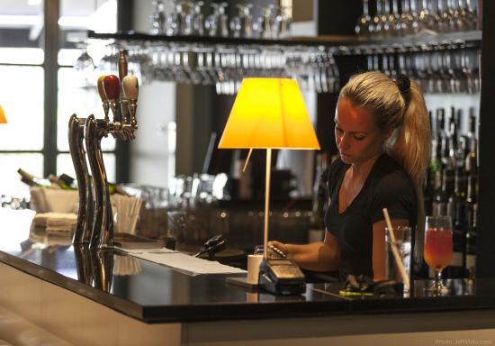 Hotel Sainte-Anne : Le Grill Ste-Anne
