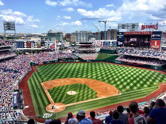 ‪Nationals Park‬