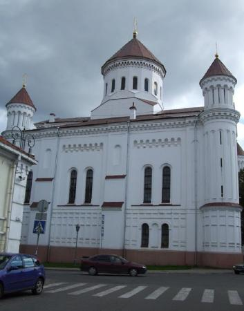 Orthodox Cathedral of the Dormition of the Theotokos