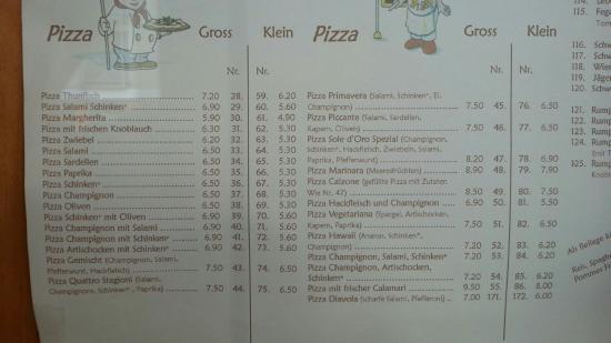 pizzeria sole d 39 oro karlsruhe restaurant bewertungen telefonnummer fotos tripadvisor. Black Bedroom Furniture Sets. Home Design Ideas