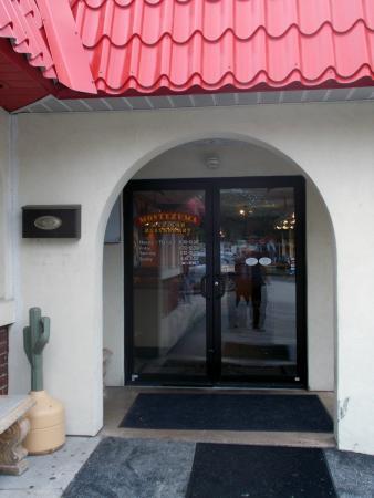 Montezuma entrance