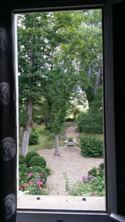 La Moneze Basse: View from an upper room window