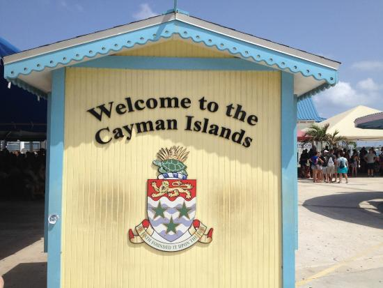 George Town, Grand Cayman: Porto