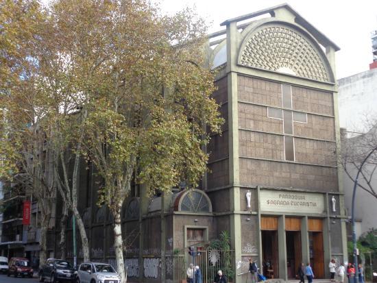 Iglesia Sagrada Eucaristia