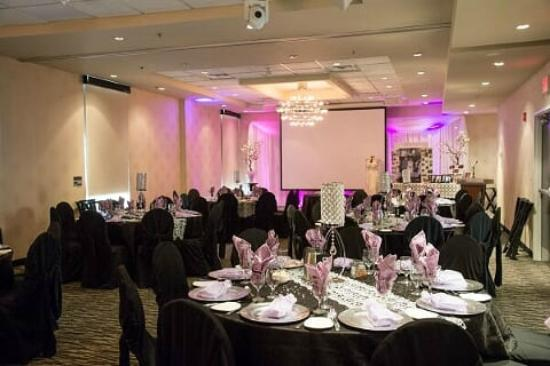 BEST WESTERN PREMIER C Hotel By Carmen's : Grand Ball Room