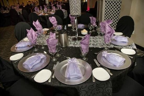 BEST WESTERN PREMIER C Hotel By Carmen's: Table Decor