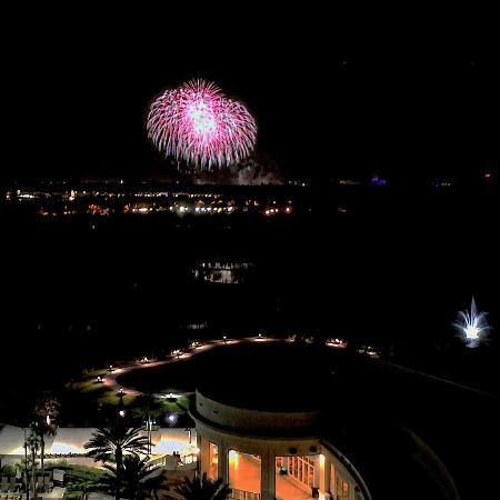 Waldorf Astoria Orlando: Disney fireworks view from room 1101