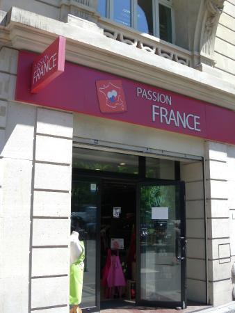 Passion France - Etoile