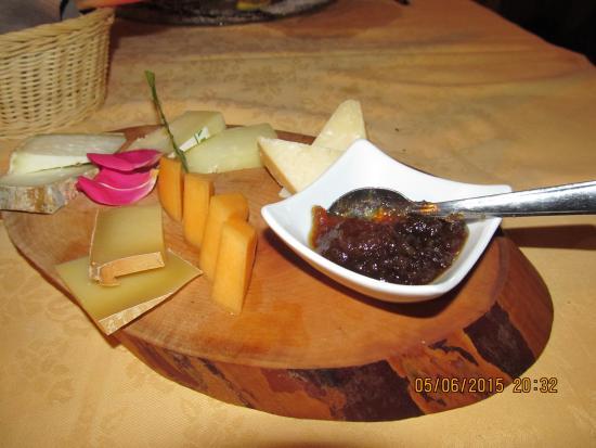 Hotel Restaurant La Verna: Piatto1