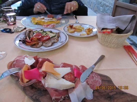 Hotel Restaurant La Verna: piatto3