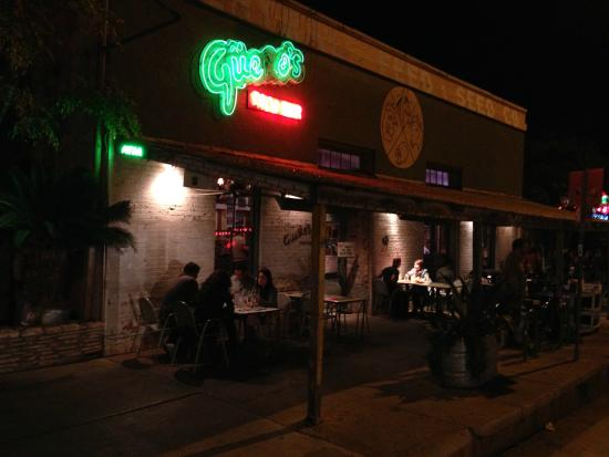 Front patio picture of guero 39 s taco bar austin for Food bar 788
