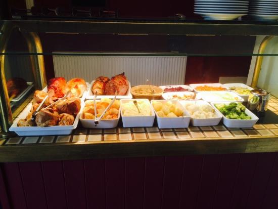 Llanddeiniolen, UK: Sunday Carvery