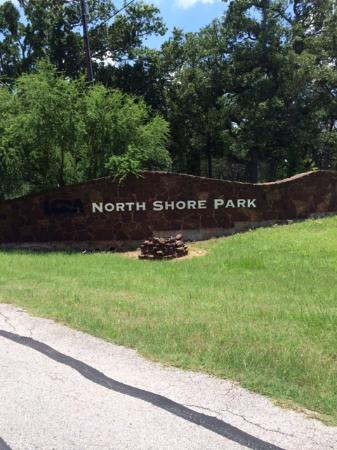 North Shore Park on Lake Bastrop