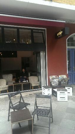 KoffÄin Coffee Kreuzberg