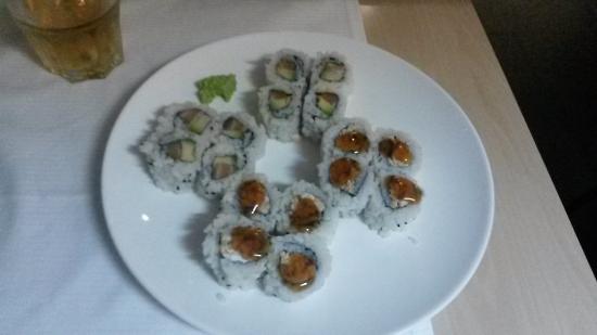Sushi Ume: sushi