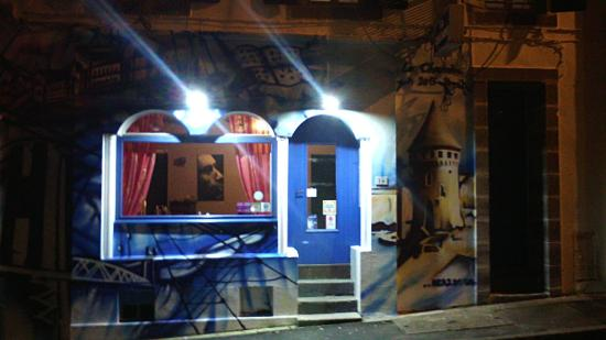 Creperie La Chaumine : By Night