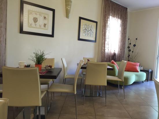 Hotel Alibi: Buffet colazione
