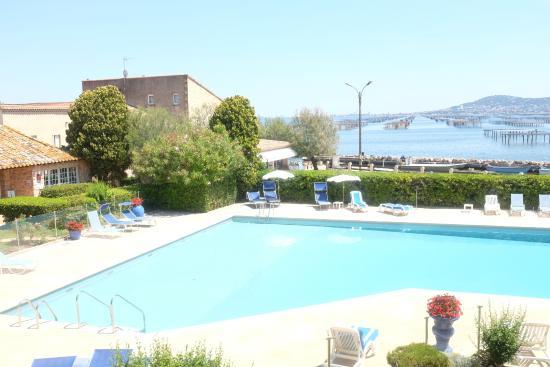 La piscine bild fr n la cote bleue bouzigues tripadvisor for Camping cote bleue avec piscine
