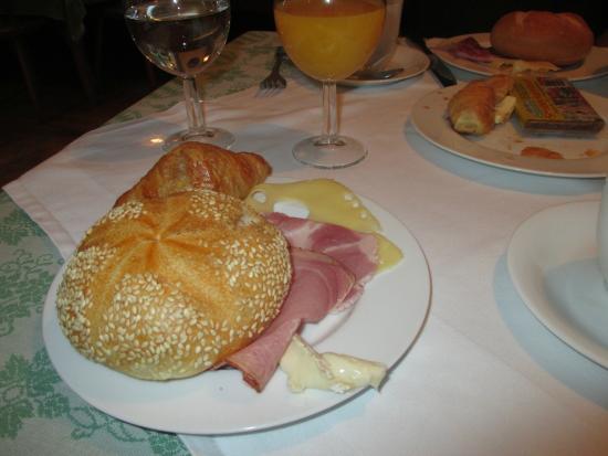 Hotel Burgmeier: Wonderful breakfast