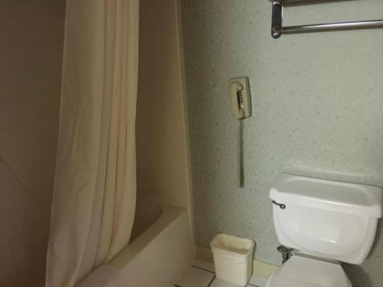 Comfort Inn Denver Southeast: Bathroom