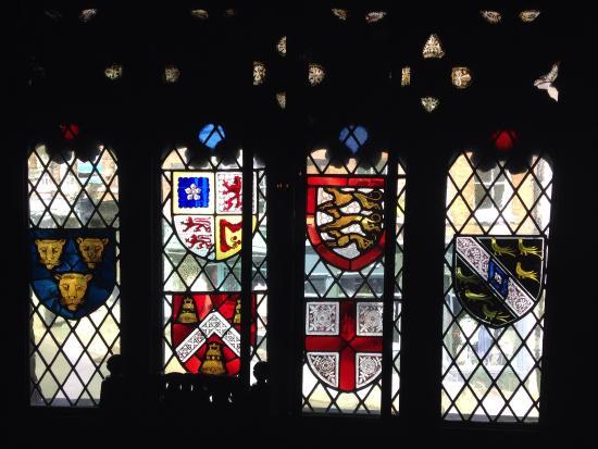 Henry Tudor House: Henry Tudor woz here!