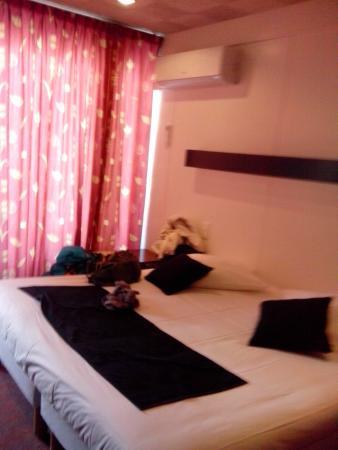 Roc Hotel: Уютно