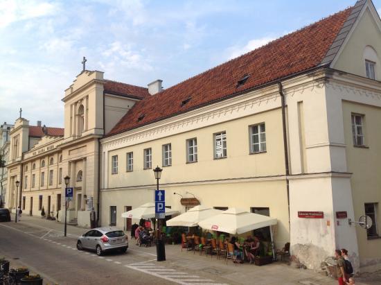 Kazanowski Palace (Palac Kazanowskich)