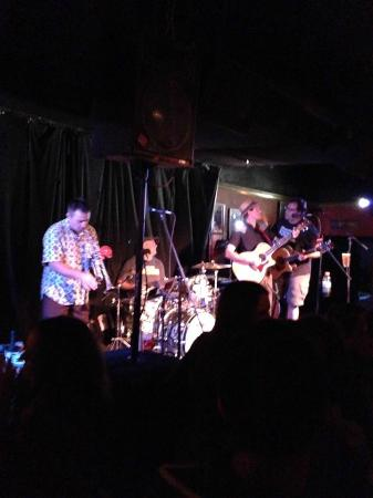 The Burren: Concert