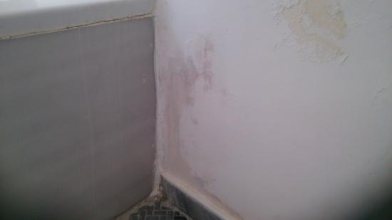 Mandola Rosa Suites & Villas Grecotel Exclusive Resort: Bad condition of bathroom