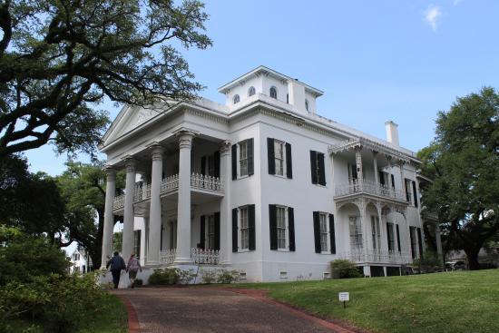 Stanton Hall, Natchez, MS, May 2015
