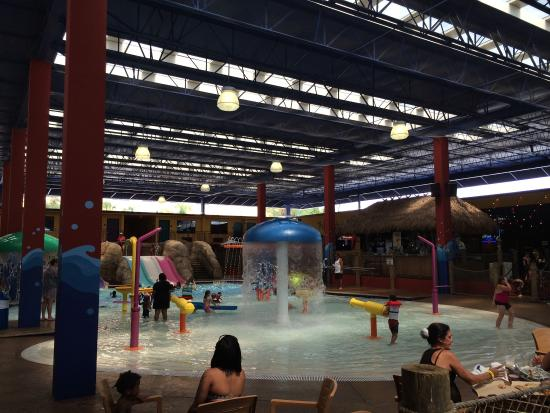 CoCo Key Water Resort : Great family experience.