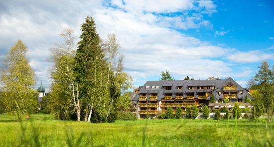 Hotel Thomahof: Aussenansicht