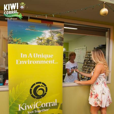 Kiwi Corral Country Backpackers