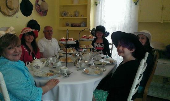 Tea Room Tipp City Oh