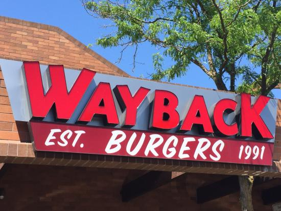 Eugene, OR: Jake's Wayback Burgers