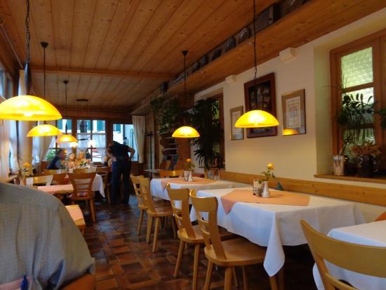 Zur Rose: Dining Room