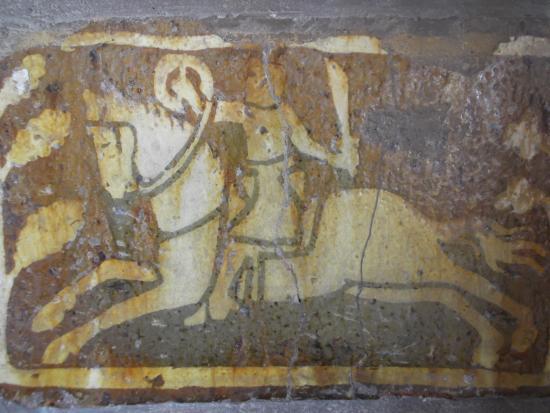 Cleeve Abbey: Medieval Floor Tile