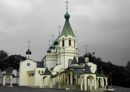 Alexander Nevski Orthodox Cathedral